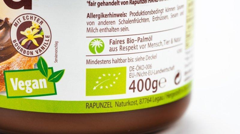 Les entreprises doivent faire davantage d'efforts en matière de durabilité pour l'huile de palme. (illustration)
