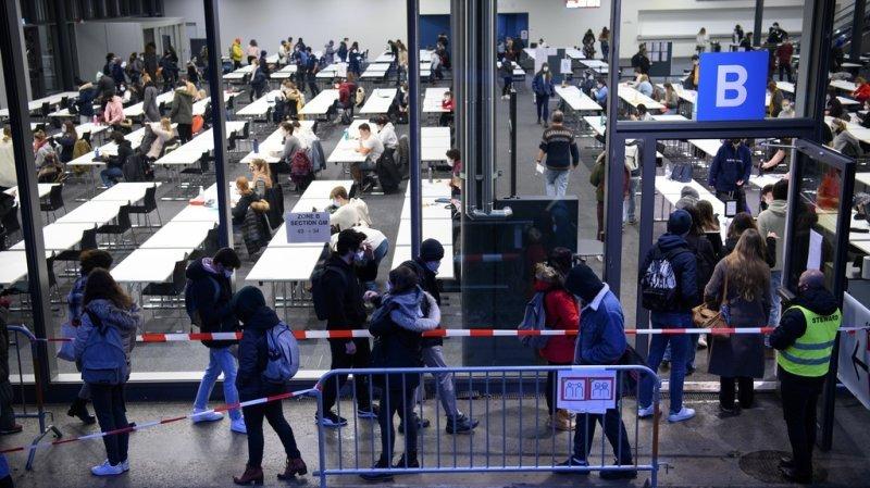 EPFL: le certificat Covid obligatoire pour tous les cours