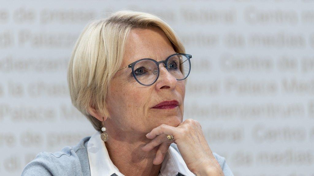 Suisse-UE: visite de travail de la secrétaire d'Etat après l'échec de l'accord-cadre