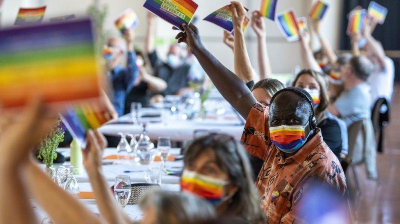 Assemblée des délégués: les Verts disent oui à l'«initiative 99%» et au «mariage pour tous»