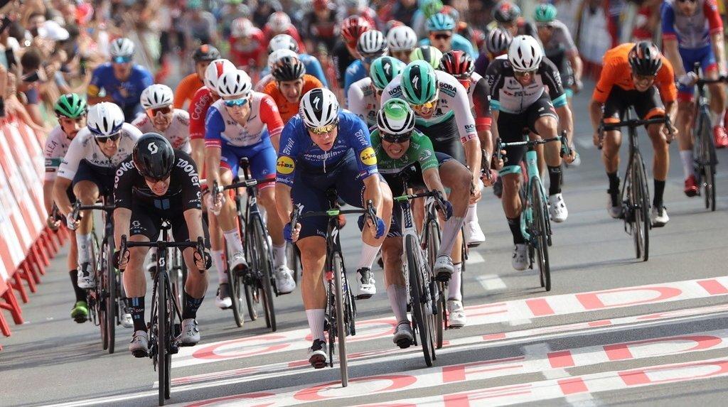 Cyclisme – Tour d'Espagne: Caruso gagne la 9e étape, Mäder bon 7e