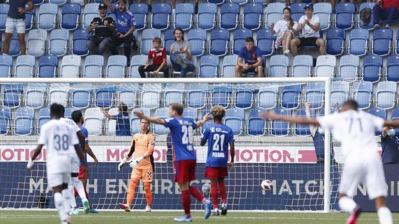 Football – Super League: Lausanne freine Bâle et obtient son premier point de la saison