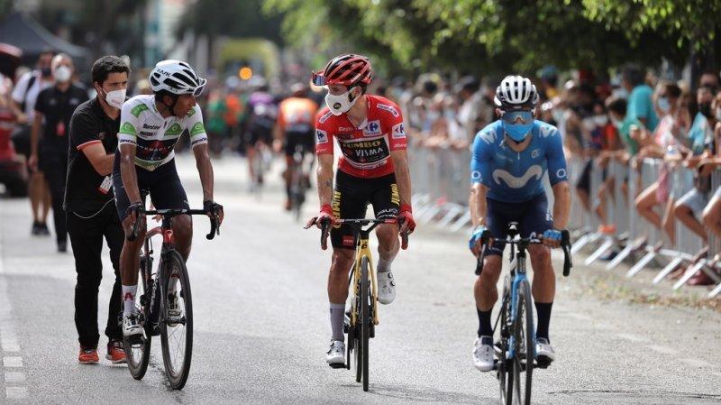 Cyclisme – Vuelta: Primoz Roglic gagne la 11e étape