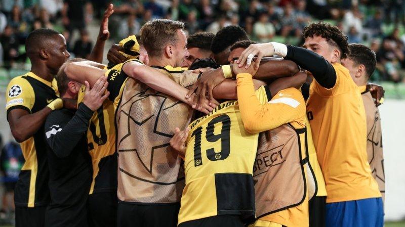 Football - Ligue des champions: Young Boys connaît ses adversaires pour la phase de groupes