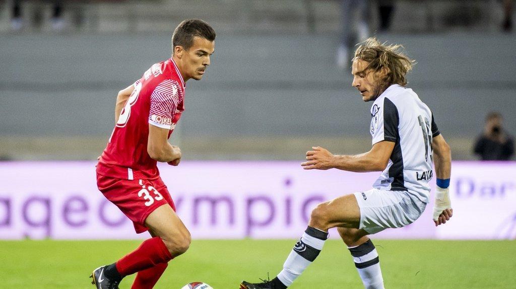 Super League: le FC Sion obtient les trois points au forceps