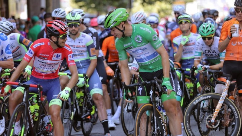 Le jour de son anniversaire, le sprinter néerlandais a décroché sa 3e victoire d'étape sur la Vuelta 2021, battant ainsi son record personnel de deux victoires d'étape en 2019.