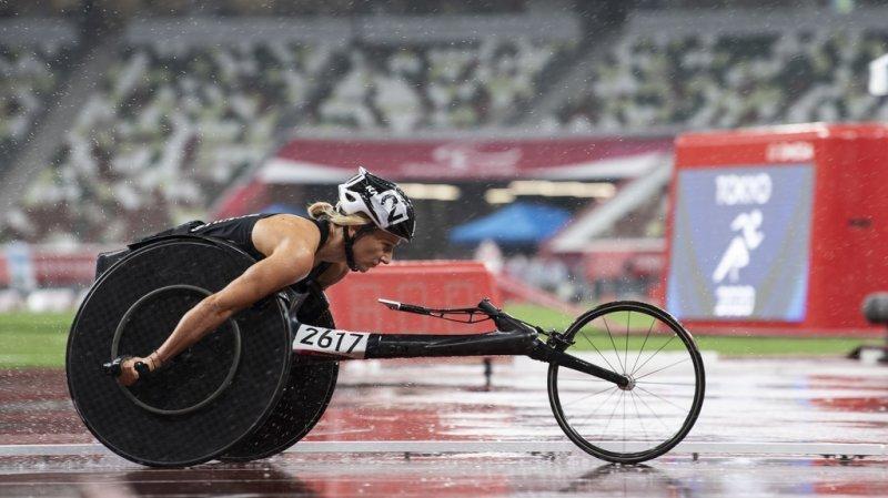 JO paralympiques 2021: 3e médaille pour Manuela Schär sur 1500 m en fauteuil roulant
