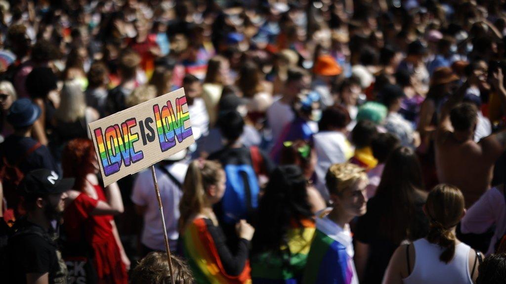 Zurich Pride: 20'000 personnes pour le «mariage pour tous»