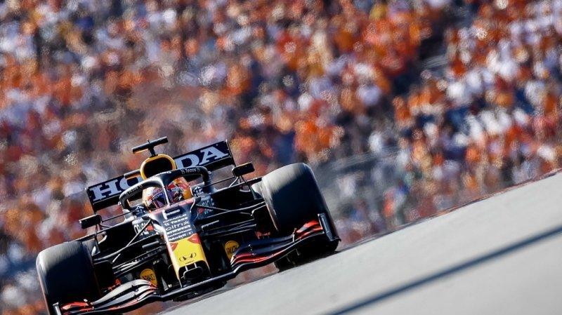 Formule 1 – GP des Pays-Bas: Max Verstappen s'impose à domicile