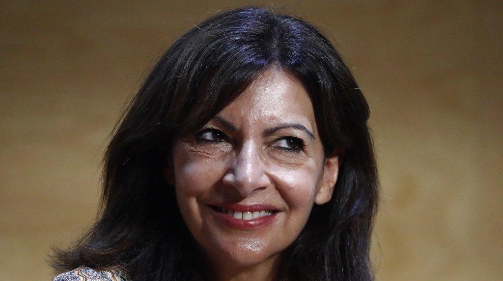 Anne Hidalgo veut placer le thème de la transition écologique au cœur de sa campagne.