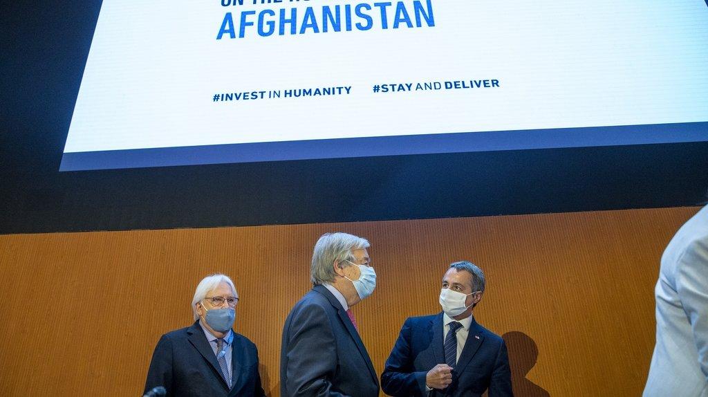Ignazio Cassis demande une «intervention humanitaire rapide» en Afghanistan