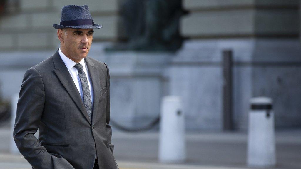 Chantage contre Alain Berset: un procureur extraordinaire enquête