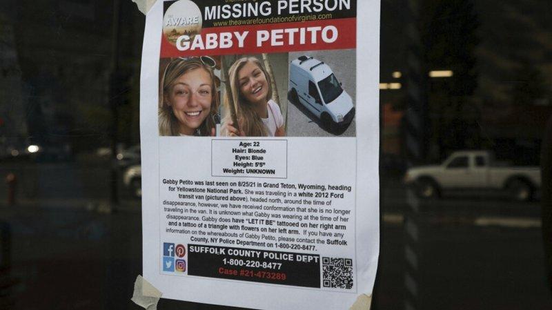 Les parents de Gabby Petito ont communiqué pour la dernière fois avec elle lorsque le couple se trouvait dans la région du parc national de Grand Teton.