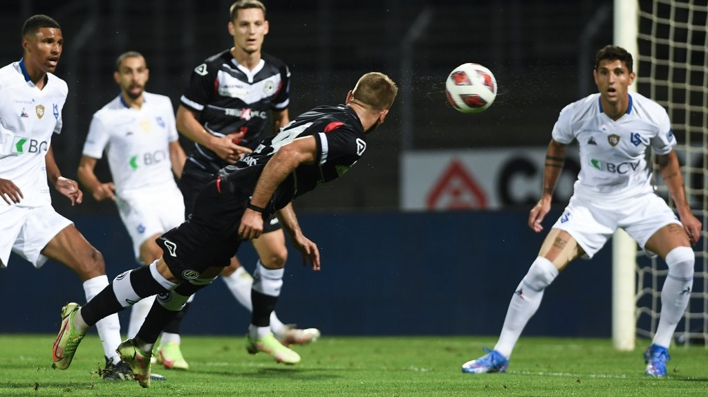 Football – Super League: Lausanne battu cruellement, Grasshopper domine St-Gall