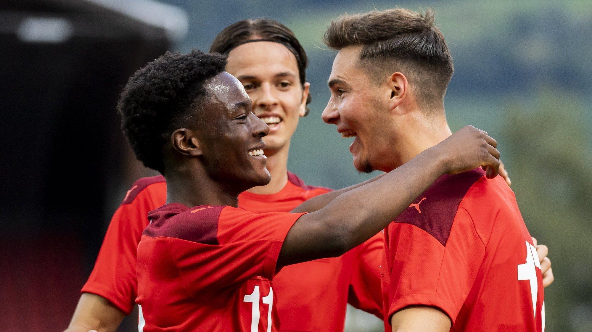 Qualifications à l'Euro M21: la Suisse commence fort