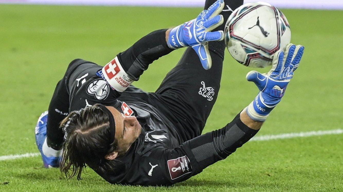 Football: la Suisse tient le choc grâce aux arrêts de son gardien face au champion d'Europe
