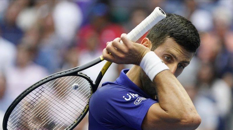 L'absence de Djokovic s'ajoute à celles de Federer et Nadal.