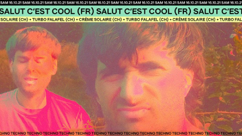 Salut C'est Cool -FR- / Crème Solaire -CH- / Turbo Falafel -CH-