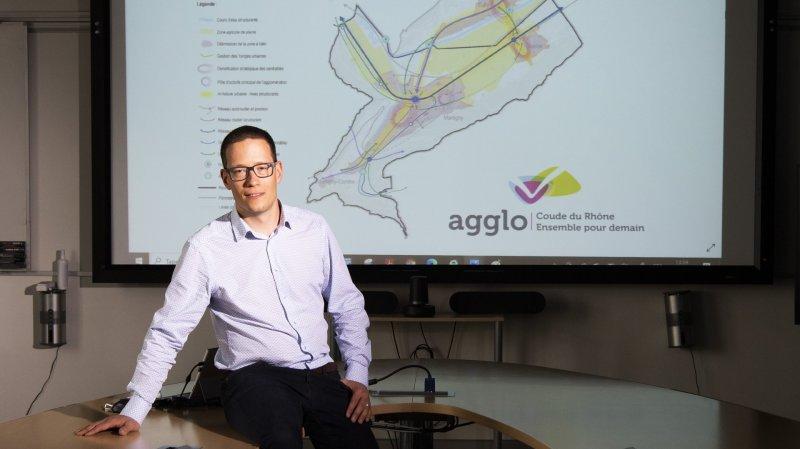 Le projet Agglo Coude du Rhône présenté à la population