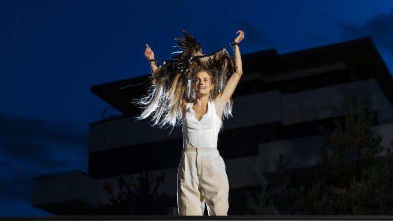 Théâtre: Noémie Schmidt défie la tyrannie à Monthey