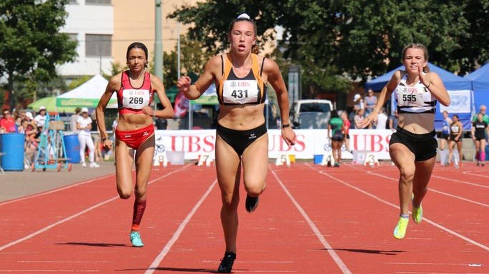 Athlétisme: les jeunes Valaisans récoltent nombre de records et de titres