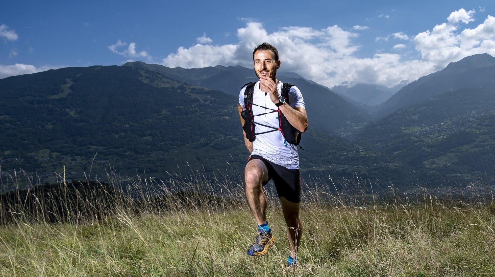 Trail: Jean-Luc Beney, résident de Conthey, a gagné son dossard pour l'Ultra-Trail du Mont-Blanc