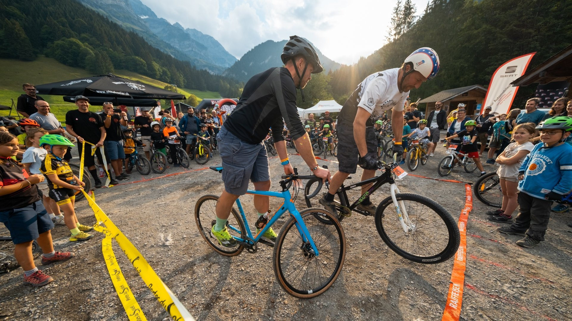 Le vélo est à la fête ce week-end à Champéry et aux Crosets lors du 7e festival Bike & Sound.
