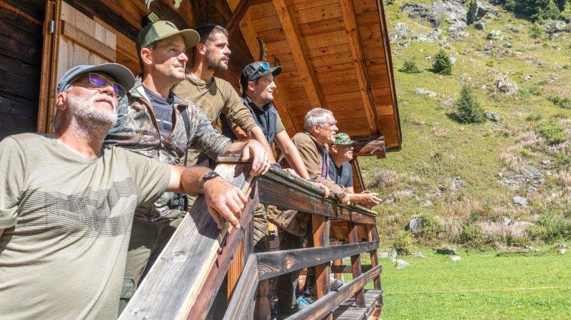 Entremont: ces chasseurs privés de leur territoire par le Tribunal fédéral