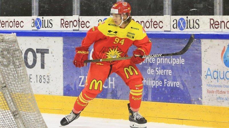 Hockey: Sierre et ses jeunes joueurs créent l'exploit à Kloten