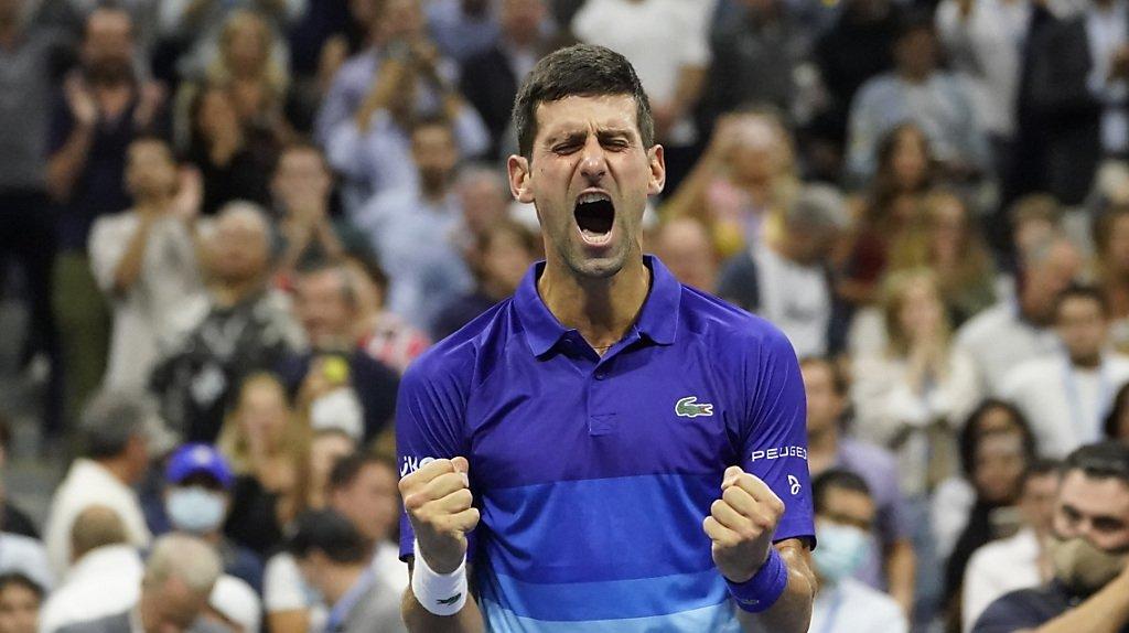 Novak Djokovic est à un succès du Grand Chelem calendaire.