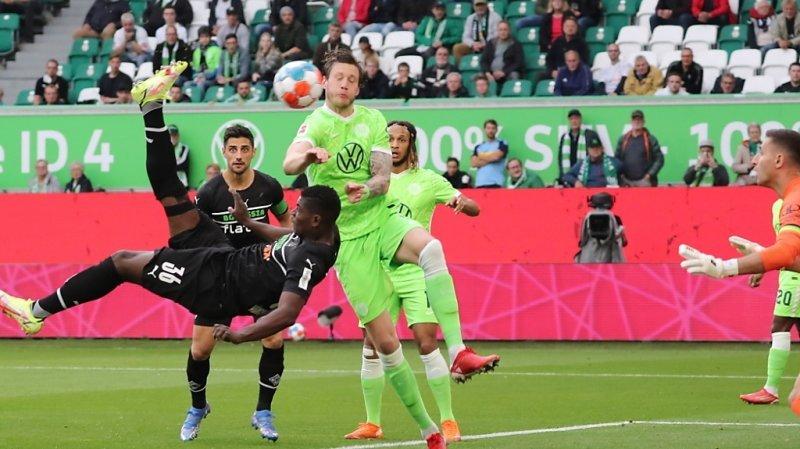 Football – Allemagne: les Suisses Zeqiri et Embolo font trembler les filets