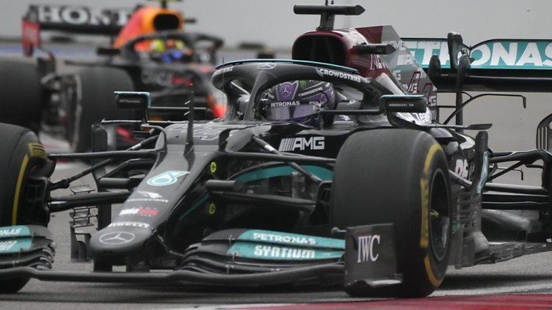 Formule 1: une 100e victoire pour Lewis Hamilton qui entre un peu plus dans la légende