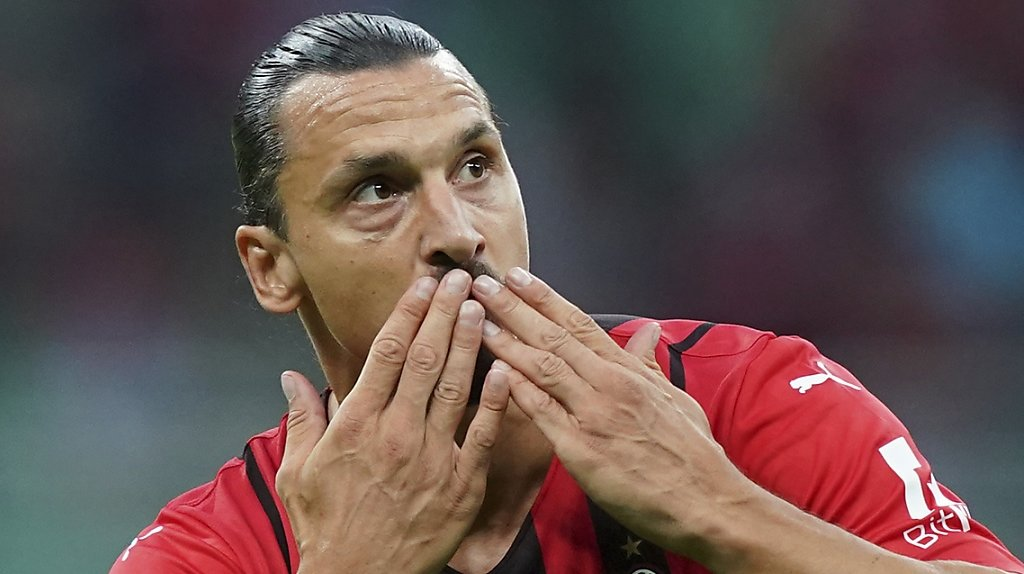 Zlatan Ibrahimovic risque de manquer à son équipe mercredi.