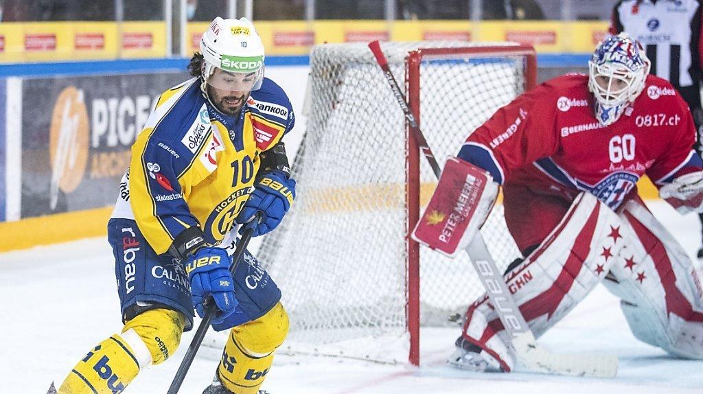 Hockey – Awards 2021: Andres Ambühl le préféré du public la saison dernière
