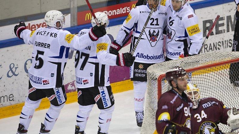 Hockey – National League: Lausanne battu bêtement, Fribourg enfonce Genève, l'exploit d'Ajoie