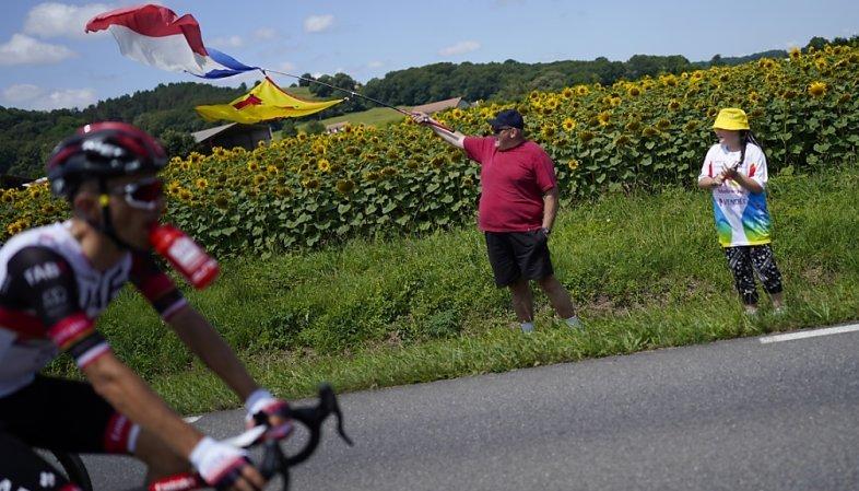 Cyclisme – Vuelta: la 15e étape pour Majka, Eiking reste en rouge