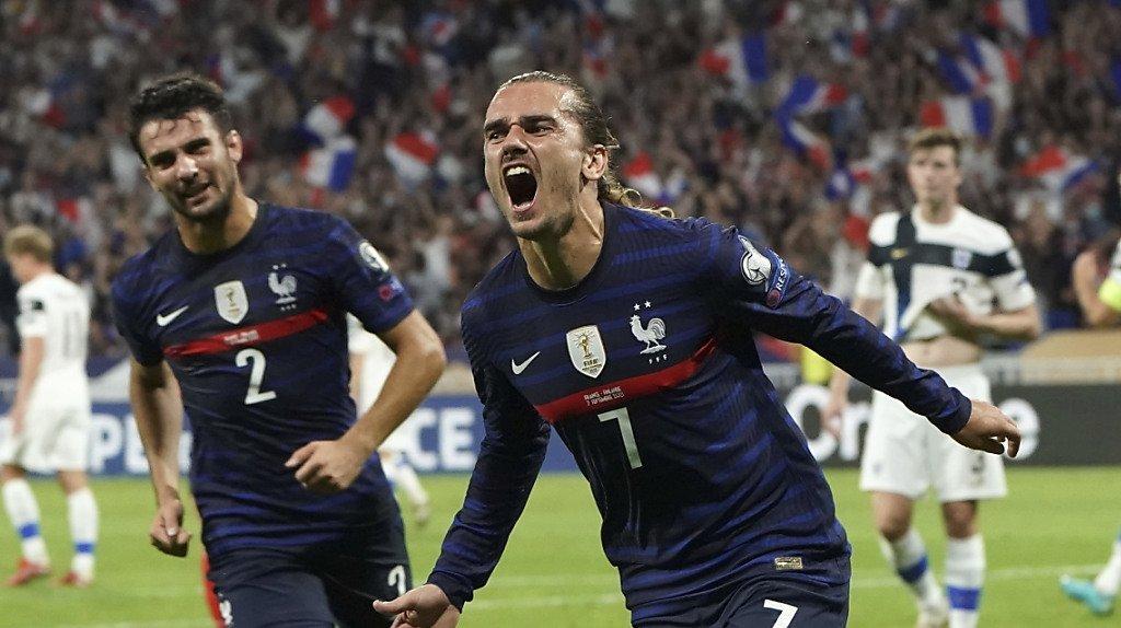 Football – Mondial 2022: la France se rassure, le Portugal et les Pays-Bas dominent en qualifs