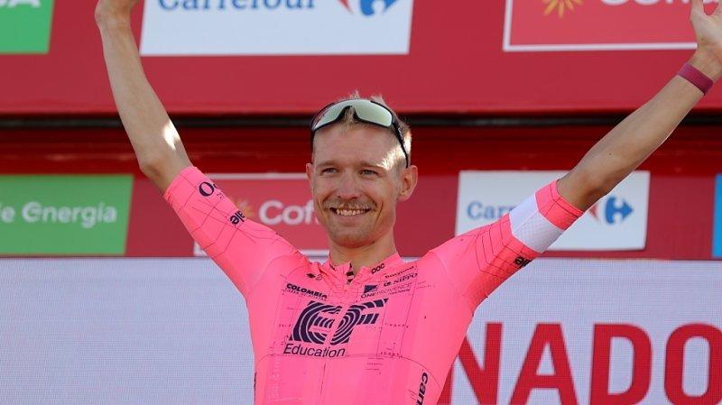 Cyclisme – Vuelta: Magnus Cort Nielsen gagne la 12e étape