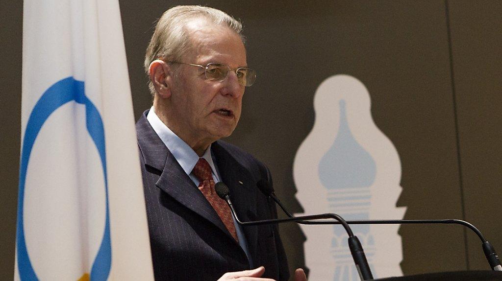 Carnet noir: décès de Jacques Rogge, ancien président du CIO