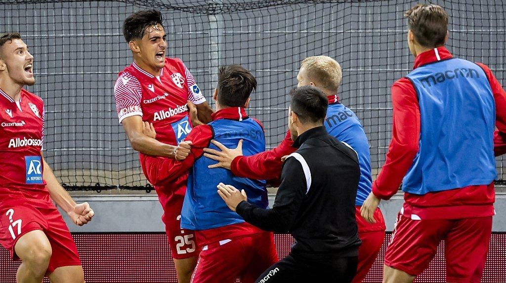 Football – Super League: Sion au forceps, Zurich se contente d'un point