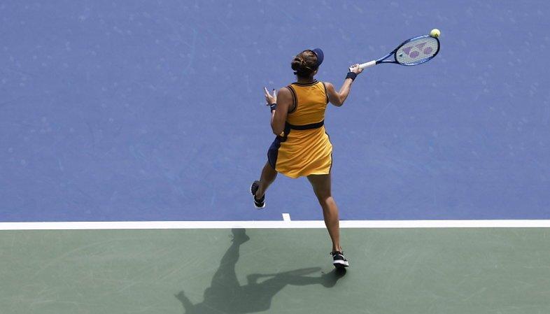 Bencic s'est aisément qualifiée pour les 16es de finale à New York