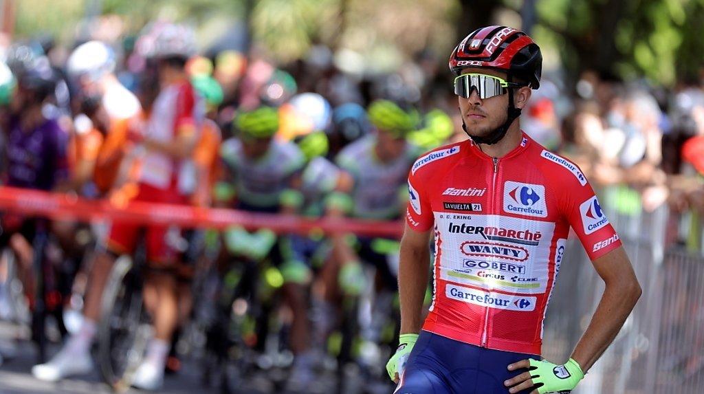 Cyclisme – Tour d'Espagne: Sénéchal remporte au sprint la 13e étape