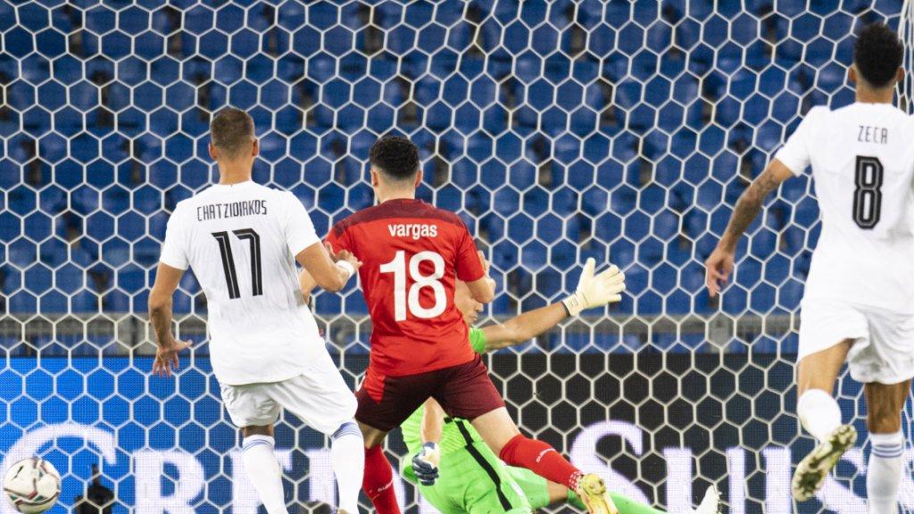 Football: la Suisse s'impose face à la Grèce pour la première de Murat Yakin