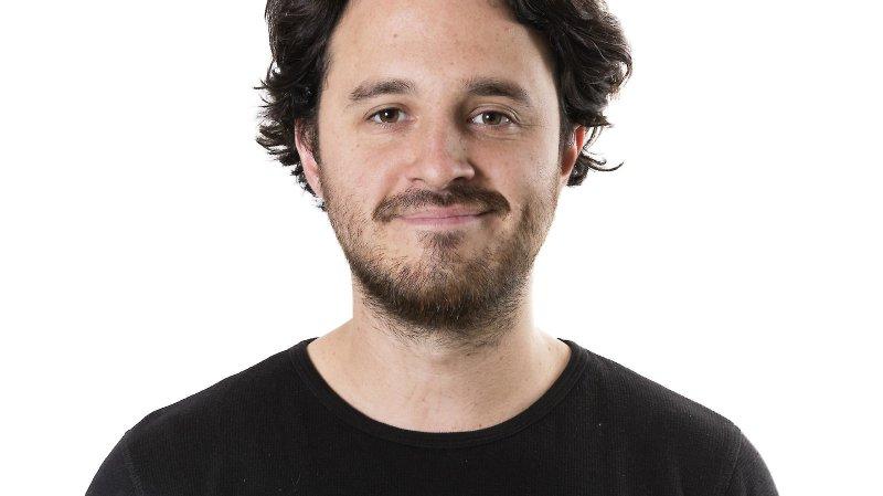 Christophe Burgess, comédien et metteur en scène.