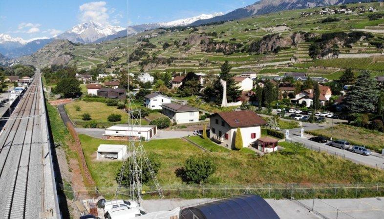 Uvrier: une antenne 5G controversée reçoit son autorisation de construire de la Ville de Sion