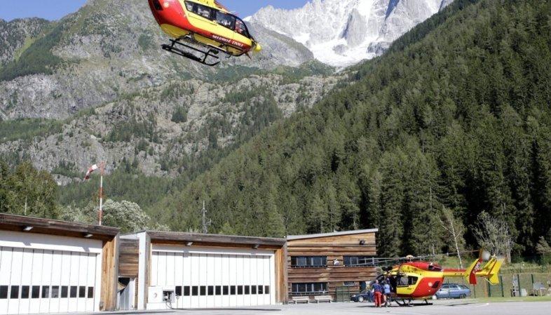Course à pied: un Tchèque fait une chute mortelle sur l'Ultra-Trail du Mont-Blanc