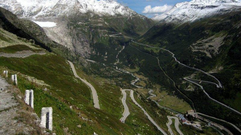 Les hauts cols du Haut-Valais ont pu rouvrir