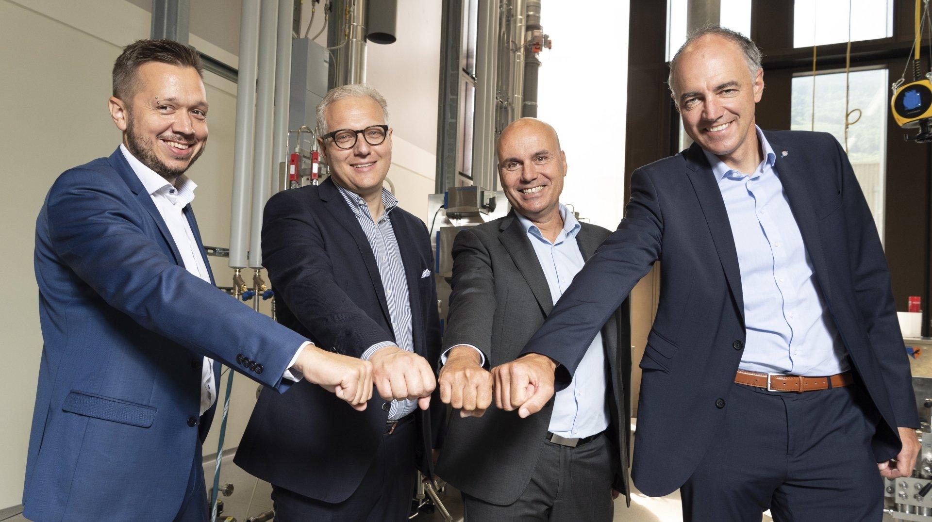 Biotechnologies: Lonza et la HES-SO Valais-Wallis investissent 5,9 millions de francs pour la recherche