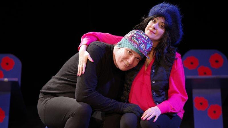 Sion: au Teatro Comico, plus drôle, tumeur!