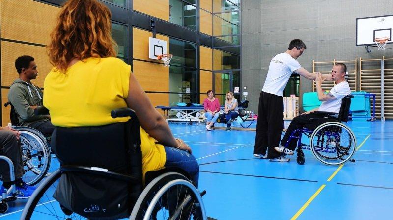 Le monde de la paraplégie tient salon ce samedi à la Clinique romande de réadaptation de Sion